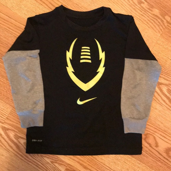 4fd07190 Nike Shirts & Tops | 3 For 15 Kids Athletic Long Sleeve Shirt | Poshmark